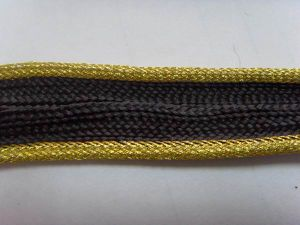 Golden Non-Elasticity Elastic Braided Band pictures & photos