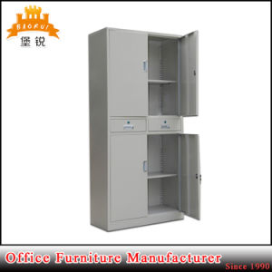 Jas-023 4 Door General Use Iron Equipment Filing Cabinet pictures & photos