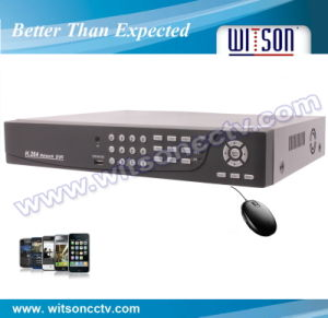 Witson 16CH Full D1 Real Time Network DVR Support 3G/WiFi W/HDMI (W3-D3916HT) pictures & photos