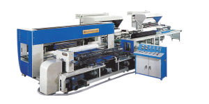Automatic P. E Packing Machine for Fabric