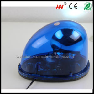 Blue Dome Halogen Rotating Beacon pictures & photos