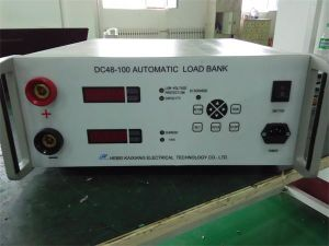 48V 100A DC Load Bank for Batteries Test pictures & photos