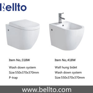 Best Toilet Water Closet for Bathroom Suites (364) pictures & photos