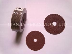 """5"""" Aluminium Oxide / Zirconia Oxide /Silicon Carbide Fiber Disc"""