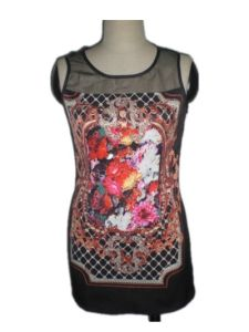 Lady Fashion Dress/ Garment/ Apparel (922)