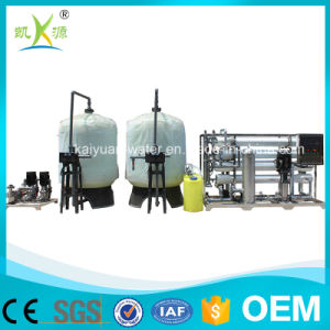 Commercial Reverse Osmosis Water Purification System 5000lph with Ce, ISO Certificates pictures & photos