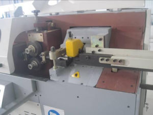 Made in China CNC Automatic Control High Speed Steel Wire Straightening and Cutting Machine pictures & photos