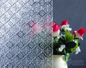 Patterned Glass pictures & photos