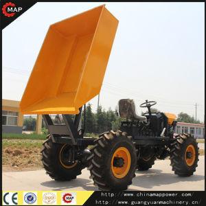 Cheap Price 4X4 Hydraulic Garden Mini Dumper Zy100 pictures & photos