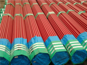 Red Painted En10255 Steel Pipe pictures & photos