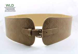 Classic Style Lady′s Waist Belt Ky5844 pictures & photos