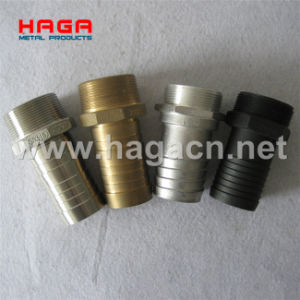Stainless Steel Aluminum PP Brass Hex Nipple pictures & photos