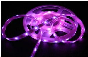 Purple 4.8W/M Epistar SMD3528 IP68 LED Strip / 2100lm 24W LED Flex Strip Lights pictures & photos