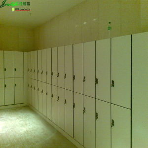 Compact Phenolic Panel Lockers Gym pictures & photos