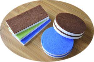 Nano Sponge Scrub Floor Pad pictures & photos