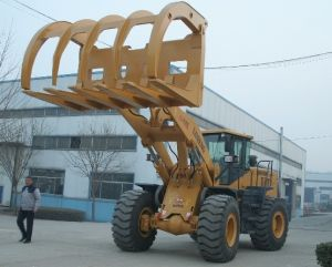 Yn956 Zl50wheel Loader pictures & photos