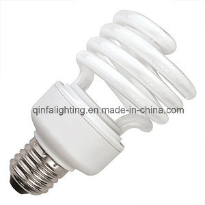 18W T2 Half Spiral Energy Saving Lamp