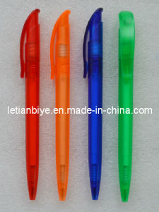 Transparent Plastic Ball Pen for Gift (LT-C539) pictures & photos