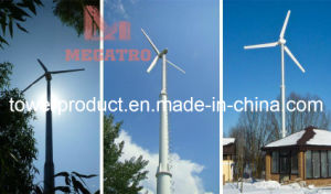 Horizontal Axis Wind Turbine-20kw (MG-H20KW) pictures & photos