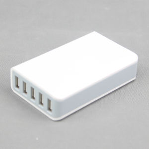 Special Design USB Charger with 5 Port Output (MU012) pictures & photos