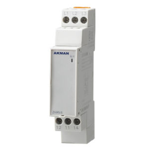 Three Phase AC Voltage Electromagnetic Monitoring Relay