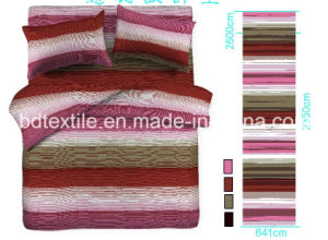 Canton Fair Polyester Pigment Printed Bed Sheet/Mattress/Quilt Fabric Textile for Arab Market pictures & photos