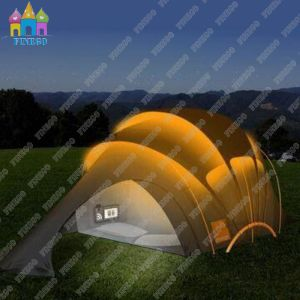 LED Inflatable Trade Show Tent pictures & photos
