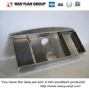 ISO9001: 2008 High Precision Stainless Steel Stamping Part