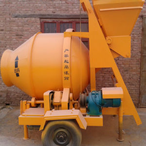 High Quality Compulsory Concrete Mixer (Jzc250) pictures & photos