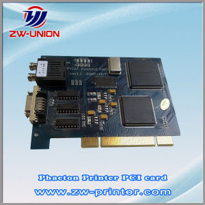 PCI Card for Infiniti Phaeton Chalenger Solvent Printer