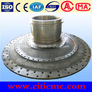 High Quality Cast Steel Ball Mill End Cover&Ball Mill Cover pictures & photos