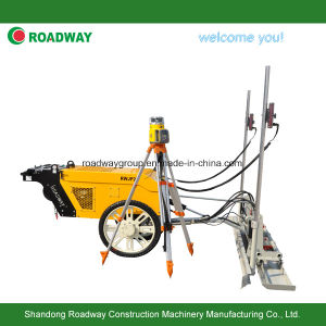 Walk Behind Small Laser Screed Machine pictures & photos