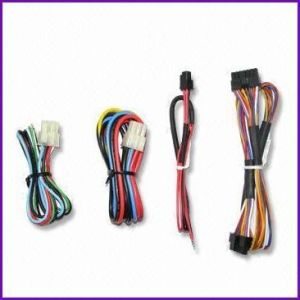 Wire Harness With Indicative Connector for Speakers and Automobiles (KWS-HN015)