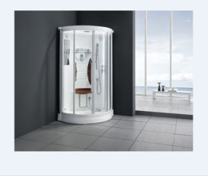 Mini Portable Single Person Capacity Freestanding Steamroom (M-8211) pictures & photos