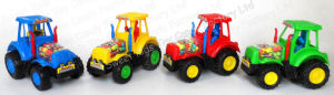 Tractor Toy Candy Toy (130607) pictures & photos