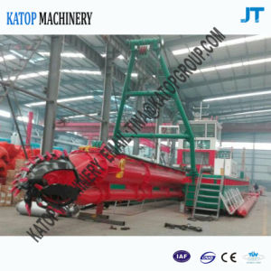 2500 Cbm 14 Inch Sand Mining Vessel Sand Suction Dredger pictures & photos