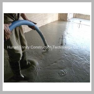 Foamed Concrete Casting in Floor