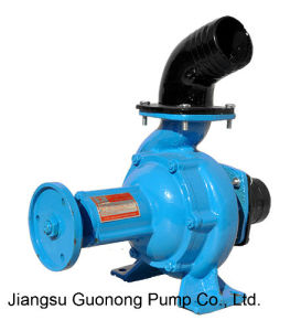 CB100 Series Hot Selling Agricultural Four Inch Water Pump CB100-100-125z pictures & photos