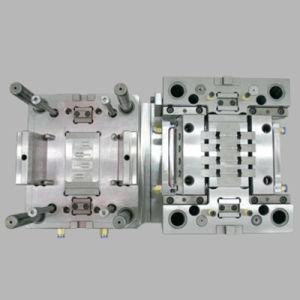 CNC Auto Parts Plastic Molding, Car Accessories Plastic Injection Mould pictures & photos