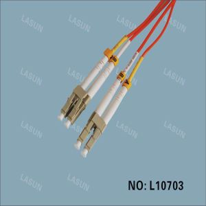 LC Fiber Optic Patch Cord/Patch Cable (L10703)