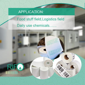 Rifo BOPP Based Thermal Transfer Paper by Bar-Code Printer pictures & photos