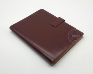2015 New Fashion Style Leather Diary Togo0014 pictures & photos