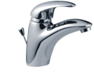 Basin Faucets with Pop up (SW-7701) pictures & photos