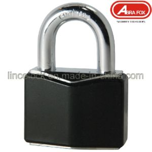 ABS Coated Diamond Shape Cast Iron Padlock (606) pictures & photos