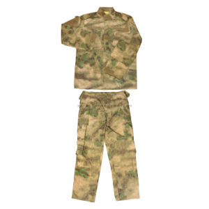 Military Combat Army Uniform in Atacs pictures & photos