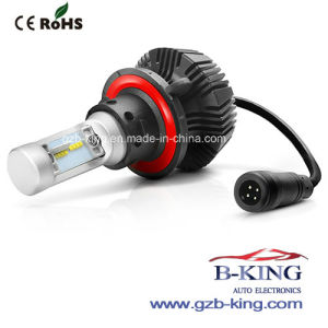 Adjustable Fanless 4000lm H13 Philips 7g Car LED Headlight pictures & photos