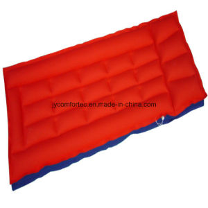 Rubber Cotton Camping and Beach Air Mat pictures & photos