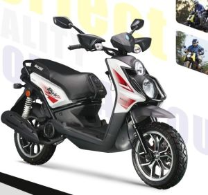 Sanyou Popular Model Gas Scooter Gasoline Scooter pictures & photos