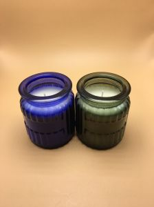Customized Glass Jar Candle for Wholesale pictures & photos
