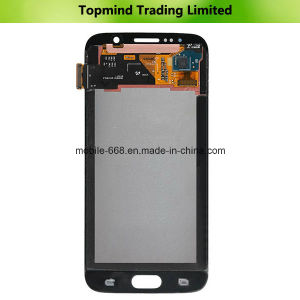 LCD Screen for Samsung S6 with Digitizer Touch Assembly pictures & photos
